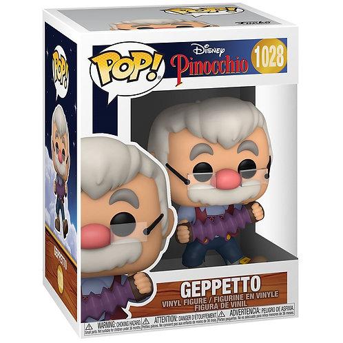 Geppetto Funko Pop! Disney Pinocchio #1028