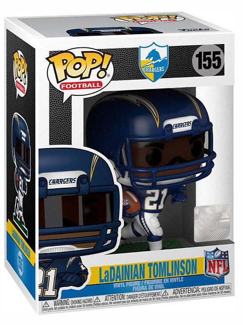 LaDainian Tomlinson Funko Pop! Chargers #155