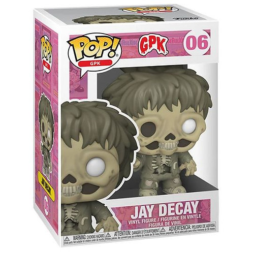 Jay Decay Funko Pop! Garbage Pail Kids #06