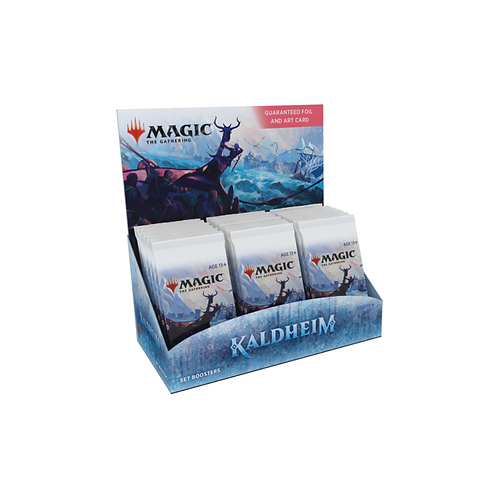 Kaldheim MTG Set Booster Box