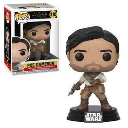 Poe Dameron Funko Pop! Star Wars #310