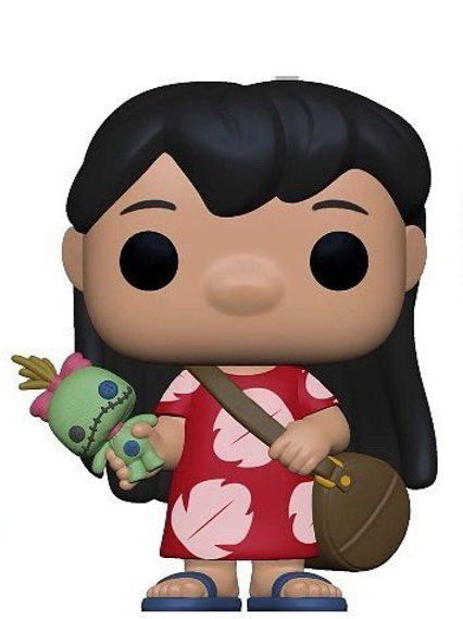 Lilo w/ Scrump Funko Pop! Lilo & Stitch *Pre-order*