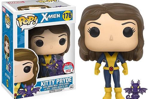 Kitty Pryde Funko Pop! XMEN #176 2016 NYCC Exclusive