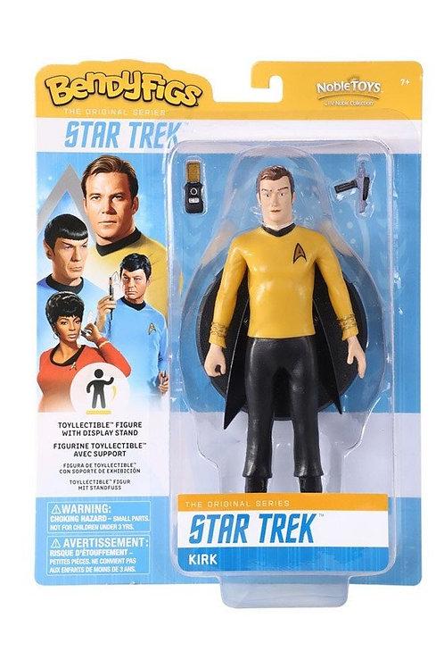 Kirk Bendyfigs Star Trek
