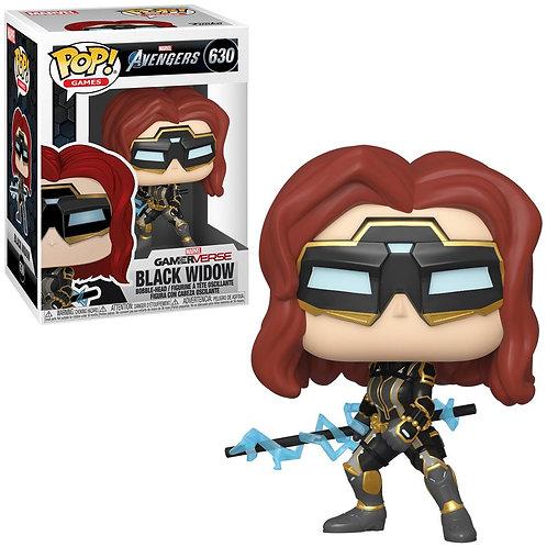 Black Widow Funko Pop! Avengers Gamerverse #630