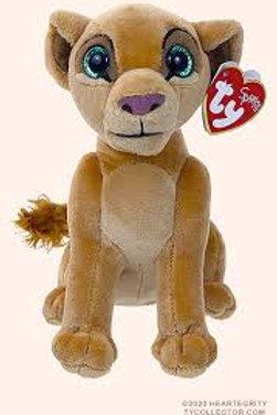 "Nala TY Lion King 6"" Petit"