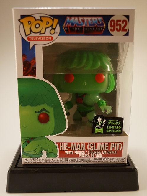 He-Man (Slime Pit) Funko Pop! Masters of the Universe #952 Emerald City Limited