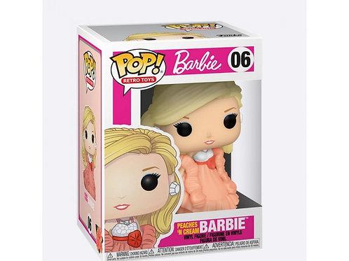 Barbie Peaches 'n Cream Funko Pop! Barbie #06