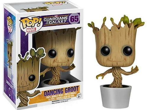 Dancing Groot Funko Pop! Marvel Guardians of the Galaxy #65