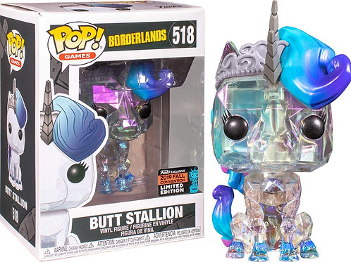 Butt Stallion Funko Pop! Borderlands 2019 Fall Convention #518