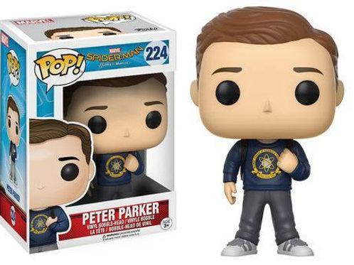 Peter Parker Funko Pop! Spider-Man Homecoming #224