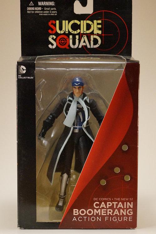 Captain Boomerang Suicide Squad Dc Comics The New 52 Action Figure