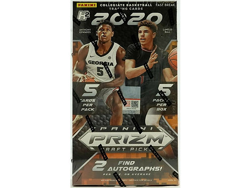 2020-21 Panini Prizm Draft Picks Basketball Fast Break