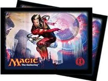 80 ct Deck Protectors Sleeves Magic Return to Ravnica Ver. 2
