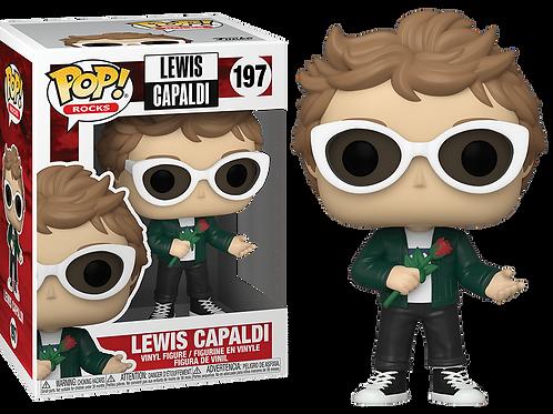 Lewis Capaldi Funko Pop! Lewis Capaldi #197