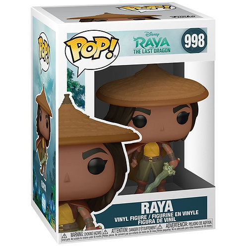 Raya Funko Pop! Raya the last Dragon Disney #998