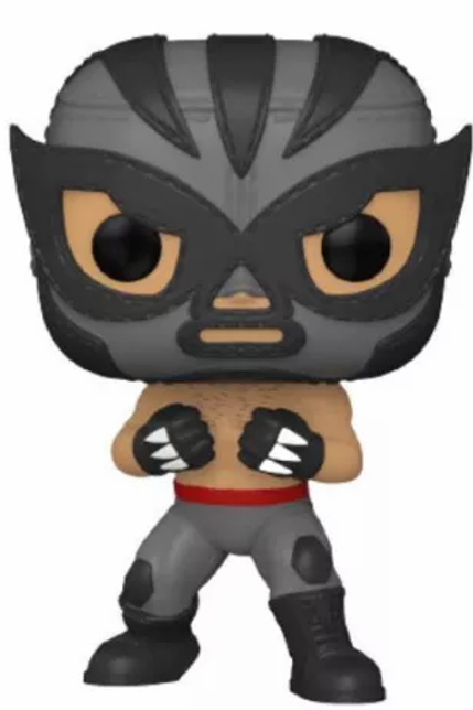 El Animal Indestructible Funko Pop! Marvel Lucha Libre Excl Collector Corps #711