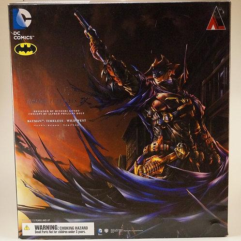 Batman DC Comics Variant Play Arts Kai Timeless Wild West