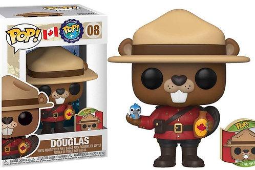 Douglas Funko Pop! Around the World #08
