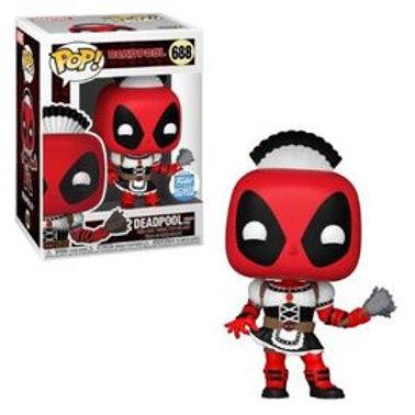 Deadpool French Maid Funko Pop! Deadpool #688 Funko Limited