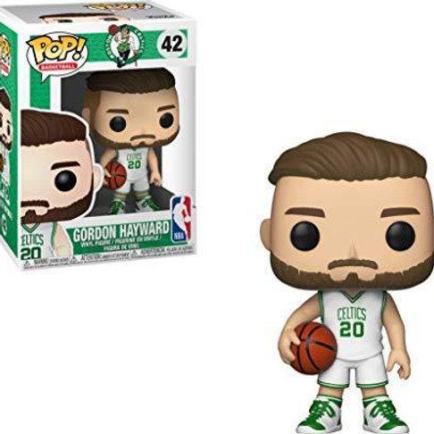 Gordon Hayward Funko Pop! Boston Celtics #42