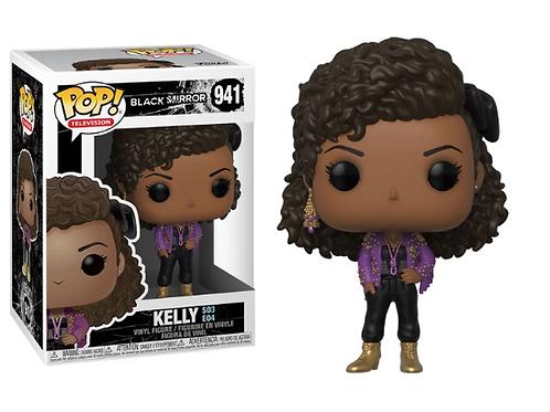 Kelly Funko Pop! Black Mirror #941