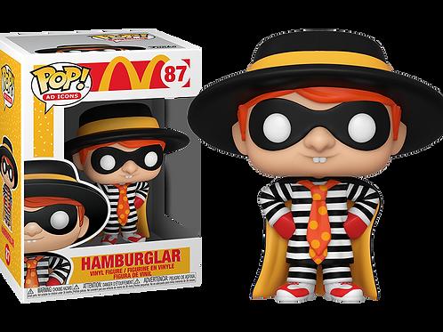 Hamburglar Funko Pop! Mc Donald #87