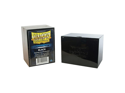 Dragon Shield Strongbox Black