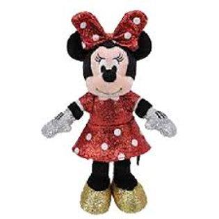 """Minnie Red TY Diney ?"""" Petit"""