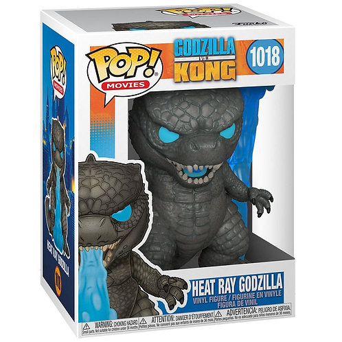 Heat Ray Godzilla Funko Pop! Godzilla Vs Kong #1018