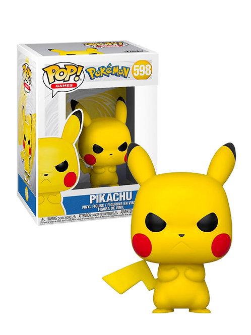 Pikachu Funko Pop! Pokemon #598