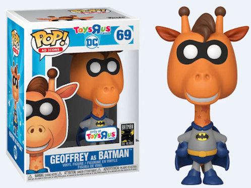Geoffrey as Batman Funko Pop! ToysRus #69 ToysRus Exclusive