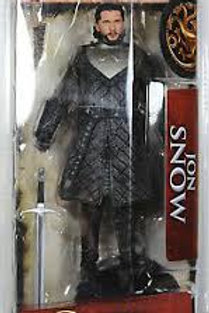 Jon Snow Game Of Thrones 6 Inch Action Figure Series 1