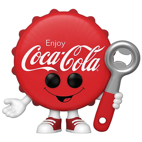 Bottle Cap Funko Pop! Coca-Cola #79