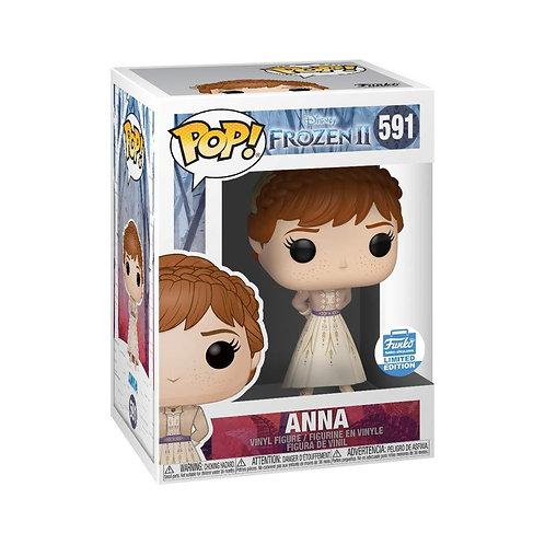 Anna Funko Pop! Frozen II #591 Funko limited