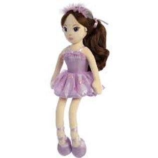 """Ava Aurora Ballerina  14.5"""""""