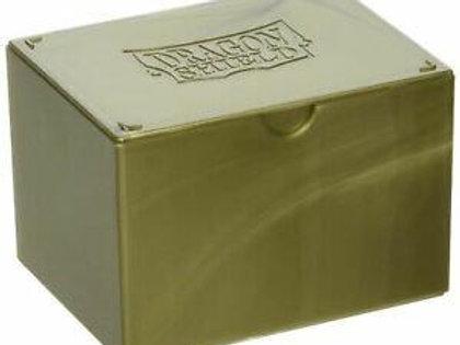 Dragon Shield Strongbox Gold