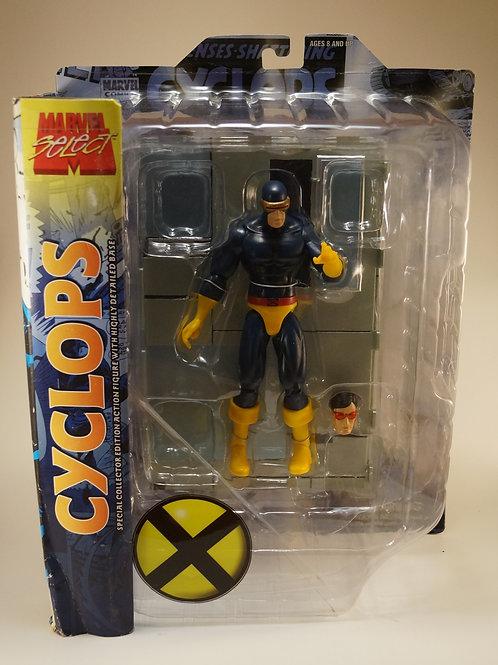 Cyclops Marvel Select Action  Figure