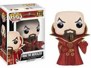 Ming The Merciless  Funko Pop! Flash Gordon #310 Vaulted
