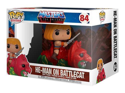 He-Man on Battlecat Funko Pop! Masters of the Universe #84