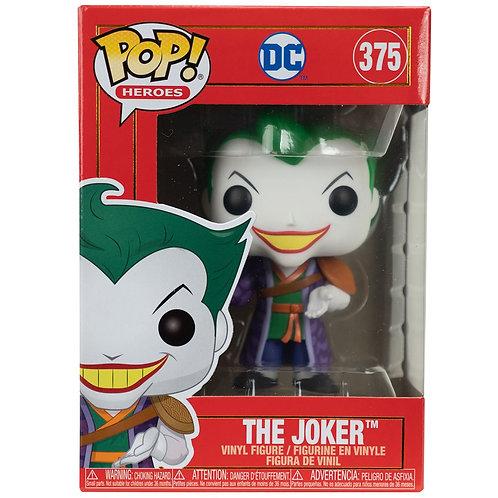 Joker Funko Pop! Dc Imperial Palace #375