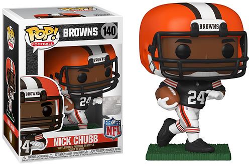 Nick Chubb Funko Pop! Browns #140