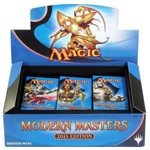 Modern Masters 2015 Edition Booster Box