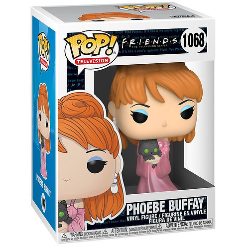 Phoebe Buffay Funko Pop! Friends #1068