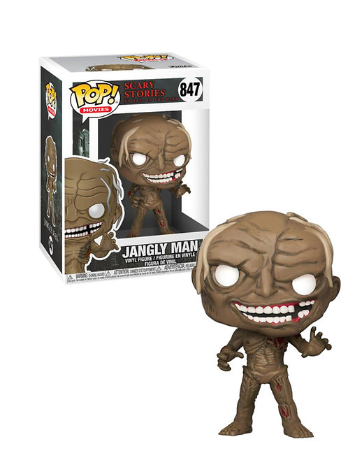 Jangly Man Funko Pop! Scary Stories #847