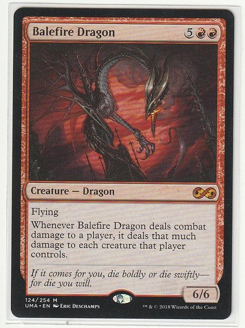 Balefire Dragon Ultimate Masters 124/254