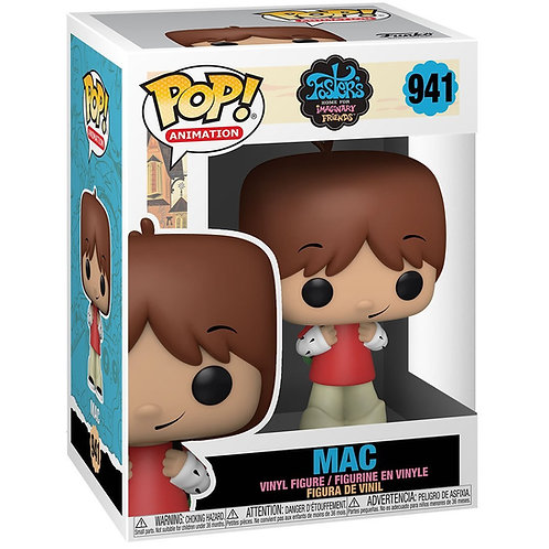 Mac Funko Pop! TV Foster's Home #941