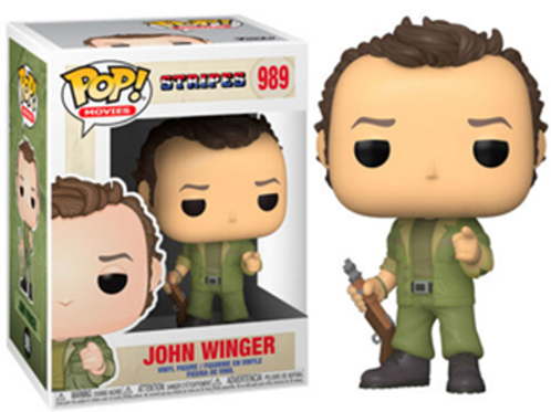 John Winger Funko Pop! Stripes #989