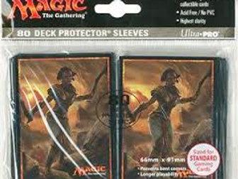 80ct Hour of Devastation Card Deck Sleeves Samut the Tested