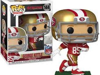 George Kittle Funko Pop! 49ers  NFL #144